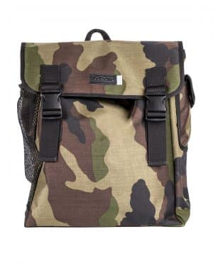 Camouflage Backpack & Helmet bag